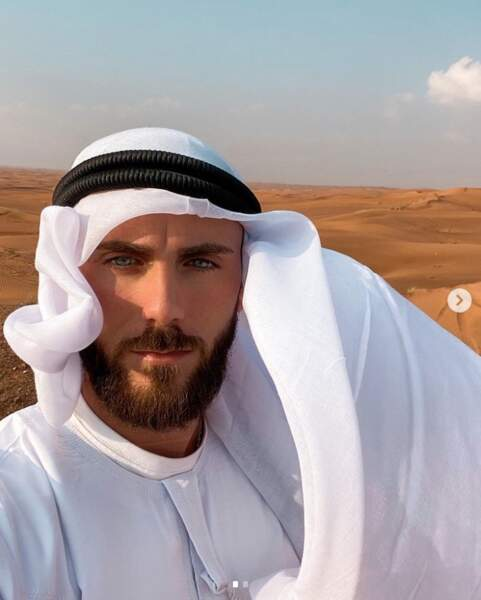 Illan est lui aussi à Dubaï