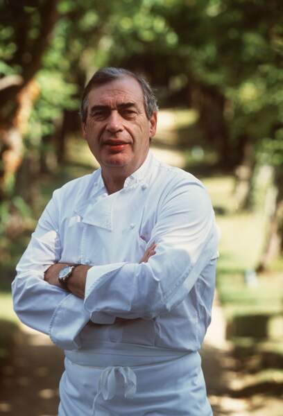 Marc Meneau, cuisinier, disparu le 9 décembre à 77 ans