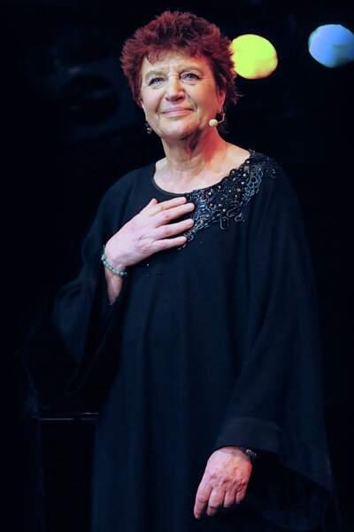 Anne Sylvestre, chanteuse, disparue le 30 novembre à 86 ans