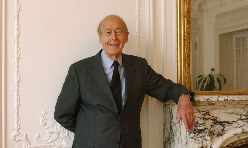 Valéry Giscard d'Estaing, Président de la République Française de 1974 à 1981, disparu le 2 décembre à 94 ans