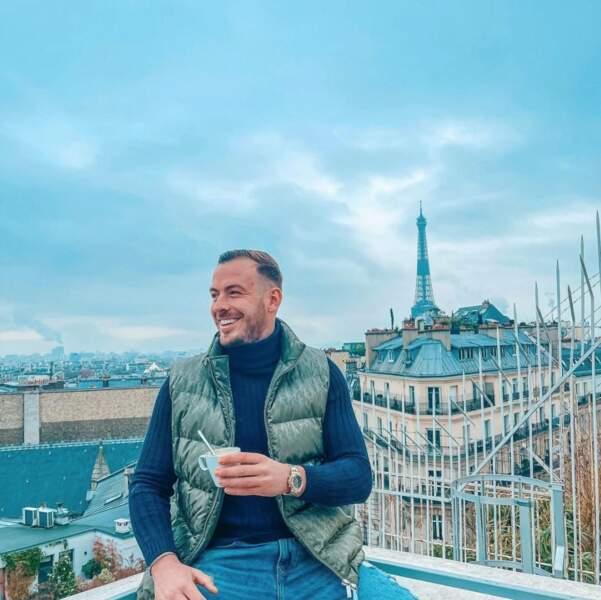 Julien Bert à Paris