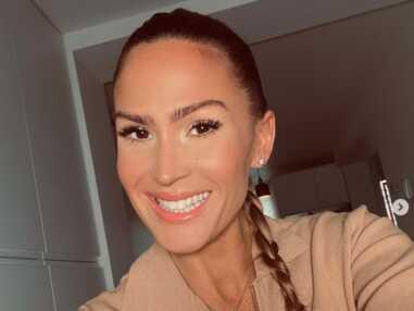 Instagram : transformation capillaire pour Marwa Loud, photo dossier pour Keen'V enfant