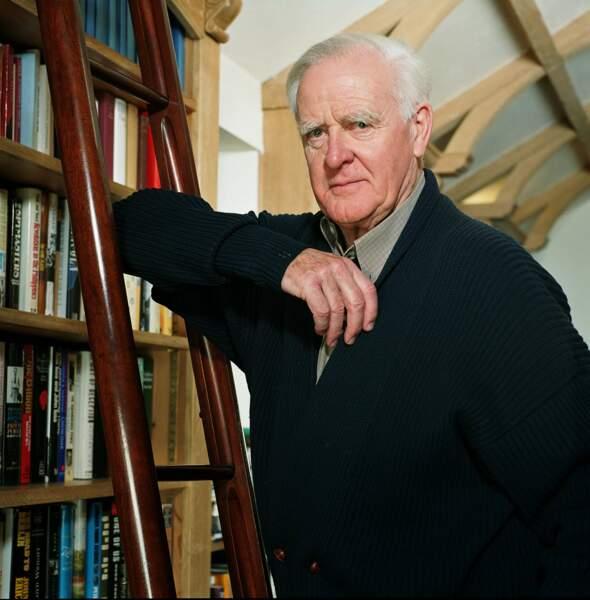 John le Carré, romancier, disparu le  12 décembre à 89 ans