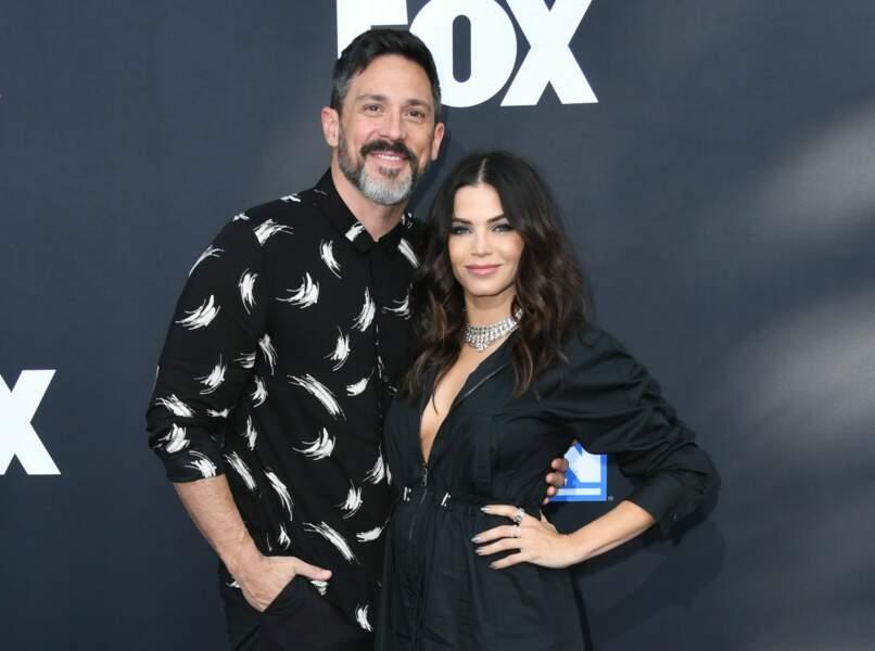 La comédienne et danseuse Jenna Dewan et Steve Kazee sont les heureux parents....