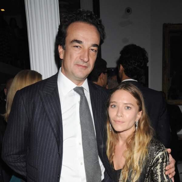 Mary-Kate Olsen  & Olivier Sarkozy  Leur union n'a pas résisté au confinement, la styliste américaine à entamé une procédure de divorce mettant un terme à cinq années de mariage.