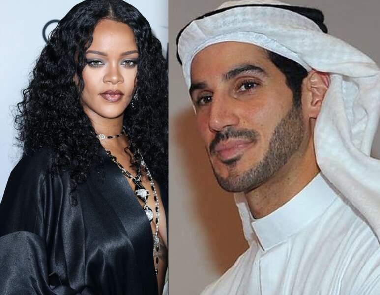 Rihanna & Jameel Hassan Clap de fin pour la belle Barbadienne et son milliardaire saoudien après trois ans d'une très discrète relation.. .