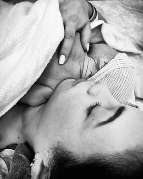 ...d'un petit Callum Michael né le 06 mars