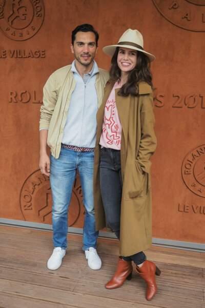 Samir Boitard et Louise Monot agrandissent la famille. Les comédiens ont donné une petite soeur à Lila