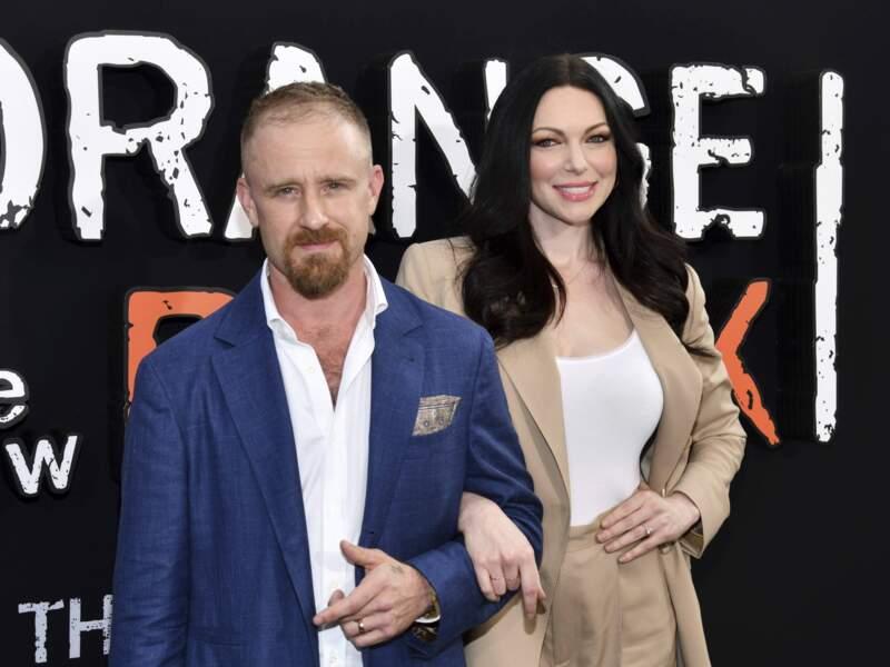 """L'actrice de """"Orange is the new black"""" et Ben Foster ont agrandi leur petite famille"""