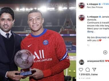 Famille, rencontres et soirées... découvrez le best-of Instagram de Kylian Mbappé