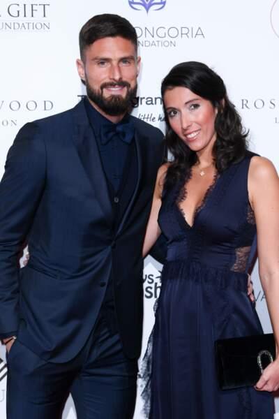Olivier et Jennifer Giroud ont agrandi leur petite famille le 18 novembre.
