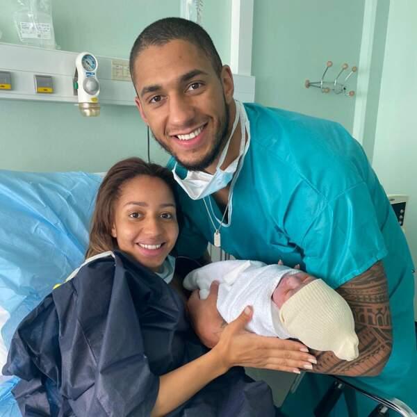 les deux champions olympique de boxe, Estelle Mossely et Tony Yoka ont annoncé le 7 mai la naissance de leur deuxième enfant, un garçon prénommé Magomed.
