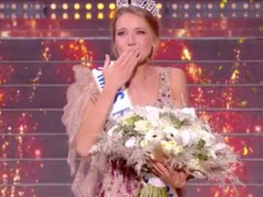 Miss France 2021 : Amandine Petit sur Instagram