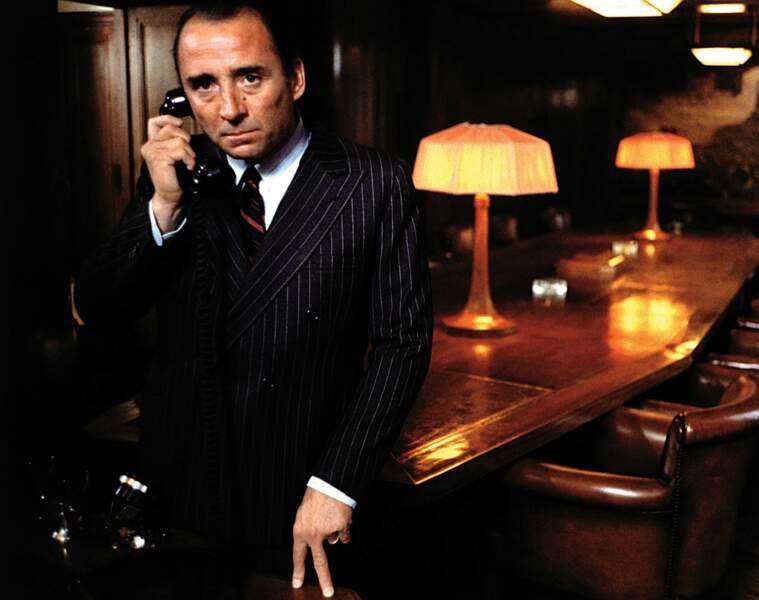 En 1980, il retrouve Romy Schneider dans La banquière de Francis Girod.