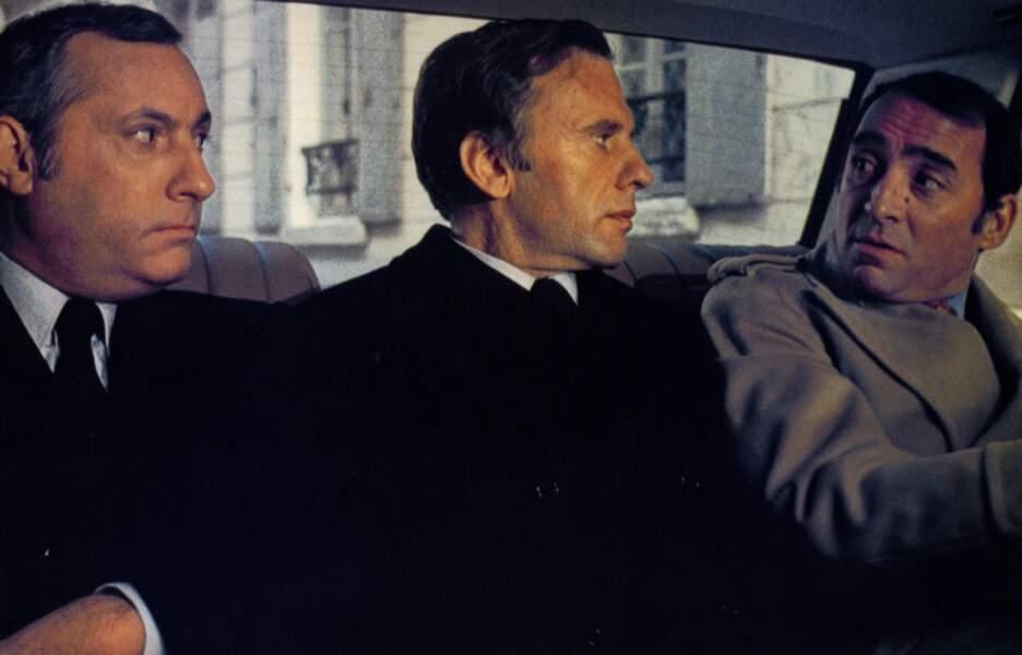 Et dans L'argent des autres de Christian Chalonge avec Michel Serrault et Jean-Louis Trintignant.