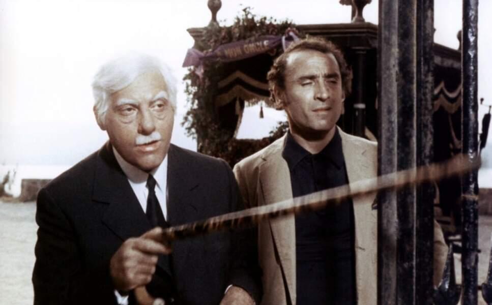 En 1972, il est Noël Galipeau dans Le viager de Pierre Tchernia aux côtés de Michel Serrault