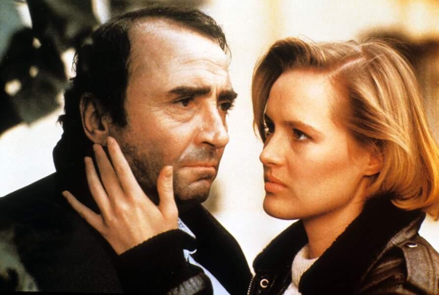 En 1983, il est aux côtés de Gabrielle Lazure dans La crime de Philippe Labro.