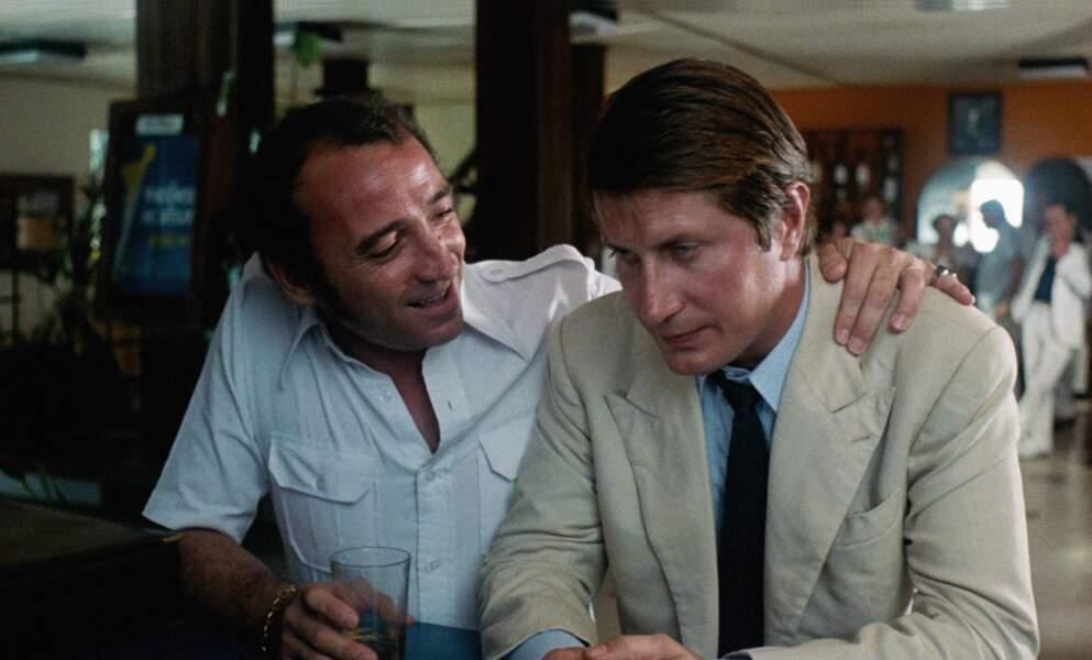 La même année il est dans L'état sauvage de Francis Girod avec Jacques Dutronc
