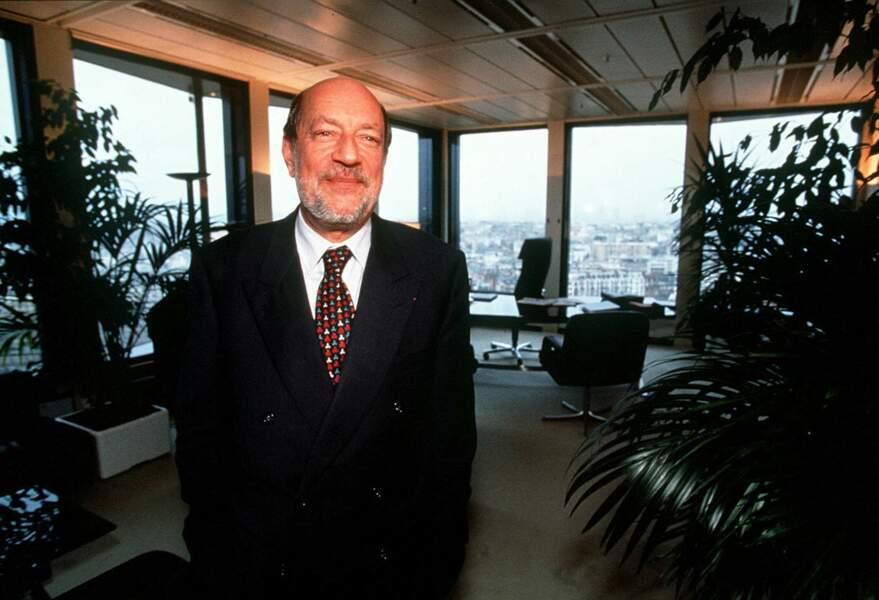 Hervé Bourges, journaliste, disparu le 23 février à 86 ans