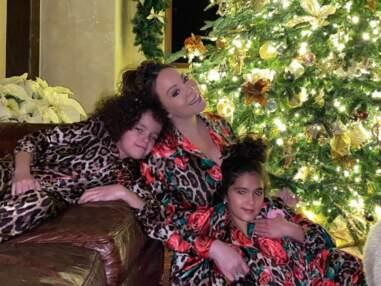 Kylian Mbappé et sa maman, Mariah Carey et ses enfants, Vianney, les Kardashian… Le Noël des stars