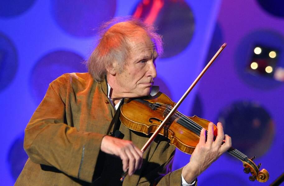 Ivry Gitlis, violoniste, disparu le 24 décembre à 98 ans