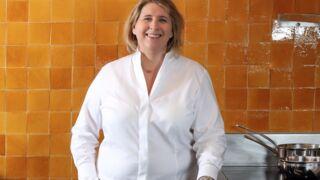 Boudin blanc aux pommes : la recette très facile de la cheffe doublement étoilée Stéphanie Le Quellec