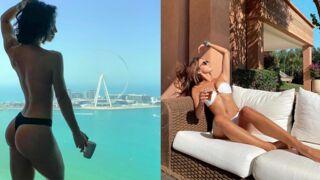 Instagram : la youtubeuse Sissy Mua pose topless, bronzette et bikini pour Iris Mittenaere... (PHOTO)