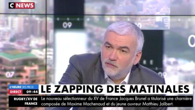 Pascal Praud évoque la rumeur d'un haut responsable politique visé une nouvelle affaire potentiellement explosive (VIDEO)