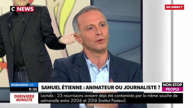 new photos promo codes exquisite style QPUC : Samuel Etienne gagne (beaucoup) moins que Julien ...
