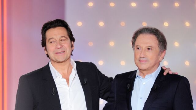 Laurent Gerra invité du Grand Show de Michel Drucker à la rentrée