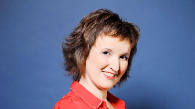 Anne Roumanoff ironise sur l'arrêt de son émission