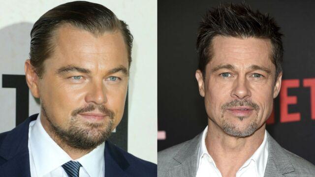 Leonardo DiCaprio et Brad Pitt réunis pour le prochain Tarantino !