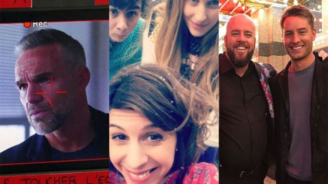 Tournages : les acteurs de Profilage, This is us, Demain nous appartient vous dévoilent les coulisses... (PHOTOS)