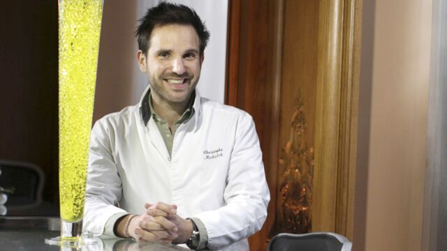 Cinq infos sur… Christophe Michalak (Galaxie Michalak, France 2)