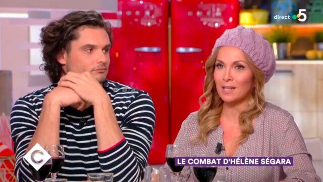 Hélène Segara révèle le nom de l'acteur pressenti pour remplacer Gilbert Rozon dans La France a un incroyable talent (VIDEO)