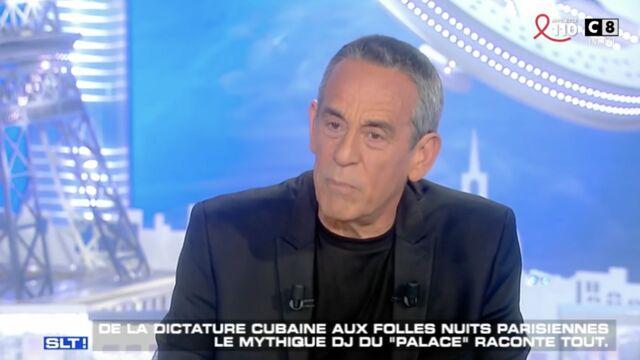 """""""Je n'ai pas les larmes aux yeux sur commande, conn*** !"""", Thierry Ardisson tacle Stéphane Guillon dans SLT (VIDEO)"""