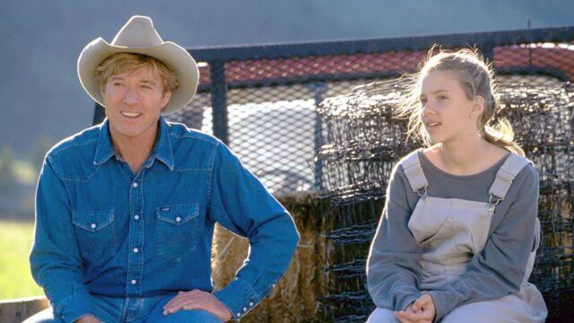 L'homme qui murmurait à l'oreille des chevaux (Arte) : retour sur la carrière cinéma de la beauté Scarlett Johansson (30 PHOTOS)