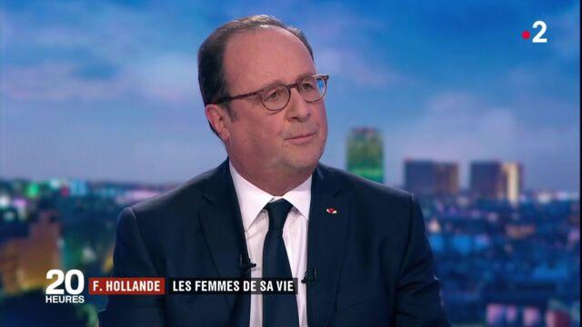 François Hollande évoque les raisons de sa séparation avec Valérie Trierweiler (VIDEO)