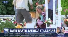 """""""Je vais me battre"""" : Laeticia Hallyday prend la parole hors-caméras sur BFMTV (VIDEO)"""