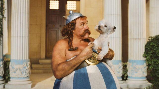 Audiences télé : Asterix aux jeux olympiques (TF1) fait la course en tête