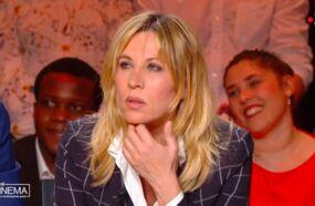 Ça me barbe ! : Mathilde Seigner pas tendre avec Laurent Ruquier sur le plateau de Mardi Cinéma (VIDEO)