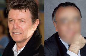 David Bowie en couple avec un célèbre journaliste français ? Danièle Gilbert fait des révélations...