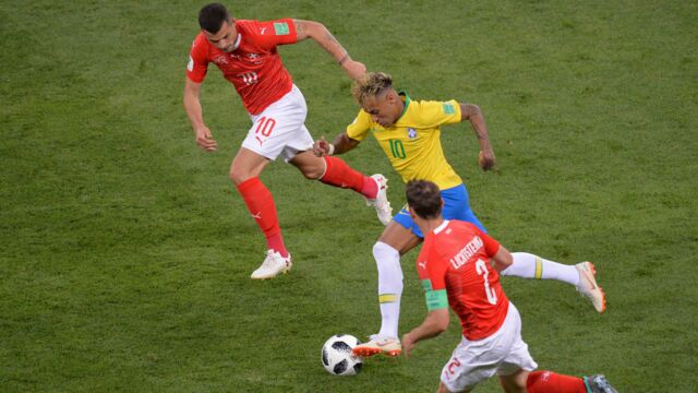 Audiences télé : le match Brésil/Suisse (TF1) large leader de la soirée