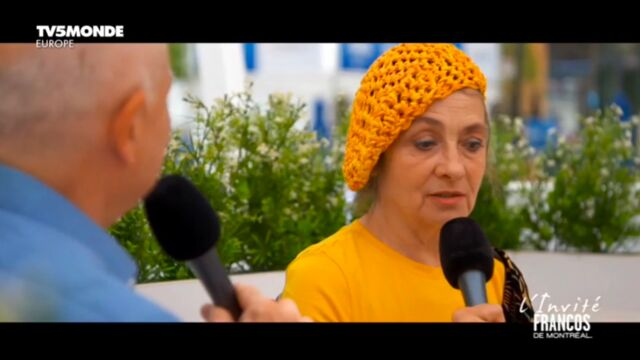 Catherine Ringer peine à cacher son émotion en évoquant son compagnon Fred Chichin, décédé il y a 10 ans (VIDEO)