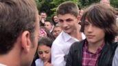 Moqué au collège, l'élève recadré en direct par Emmanuel Macron vit mal l'incident (MàJ)