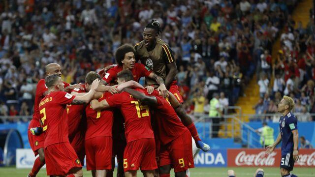 Audiences télé : TF1 grand leader de la soirée grâce au match de foot Belgique/Japon