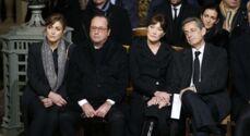 Le tacle subtil de Nicolas Sarkozy à François Hollande lors des obsèques de Johnny Hallyday