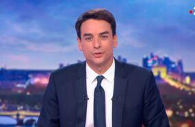 Julian Bugier s'excuse après une erreur sur Vladimir Poutine dans le JT de France 2 (VIDEO)