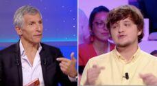 """Déjà traité de """"petit con"""" par Nagui, ce jeune candidat écope d'un risible surnom (VIDEO)"""
