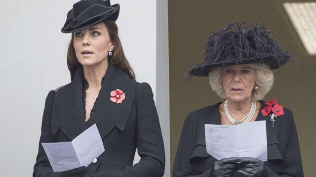 Jalouse de Kate Middleton, sa belle-mère Camilla Parker Bowles aurait tout fait pour nuire à son couple